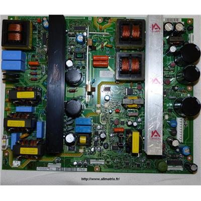 PSU PDP Alimentation Philips 42PF5521D/12 42PF5331/10 3104 3284 2741/3104 3284 2742