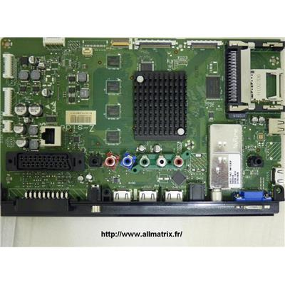 Gestion Philips 40PFL7605H/12 3104 313 63644