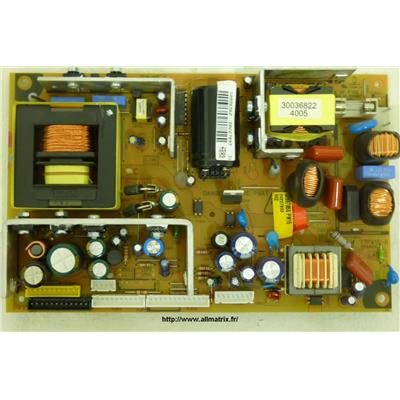 PSU Alimentation Hitachi 32LD6600 17PW15-6