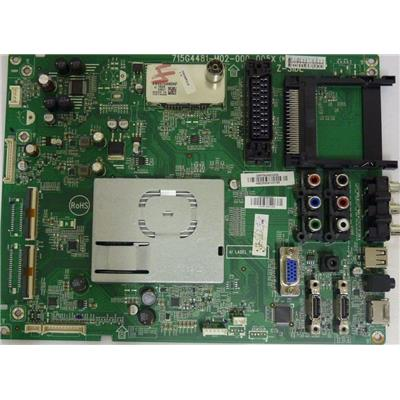 Gestion Philips 42PFL4606H/12 715G4481-M02-00-005X
