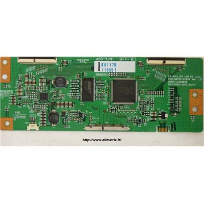 T-CON LVDS LC420WX8 6870C-0163A